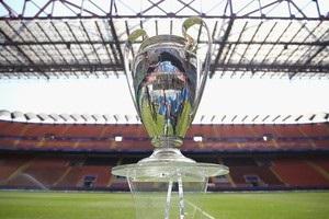Стали известны все участники группового этапа Лиги чемпионов