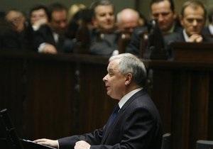 Сейм Польши осудил Минск за нарушение прав нацменьшинств. В Беларуси продолжаются аресты
