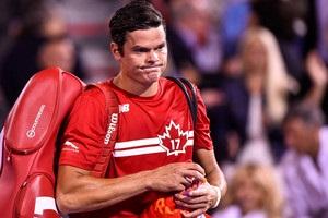 Раонич стал четвертым топ-теннисистом, который не выступит на US Open