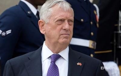 Глава Пентагона: Никогда не примем аннексию Крыма