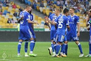 Динамо обіграло Марітіму і вийшло в групу Ліги Європи