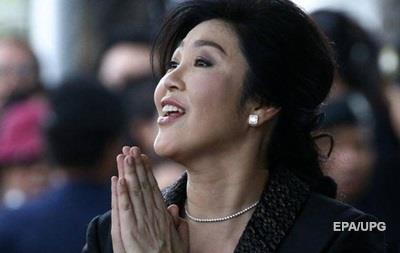 Екс-прем єр Таїланду втекла з країни перед винесенням вироку