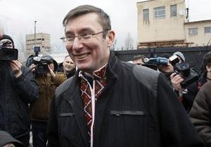 Луценко надеется, что оппозиция до конца года определится с единым кандидатом в Президенты