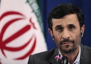 МИД РФ обрушился с критикой на Ахмадинежада
