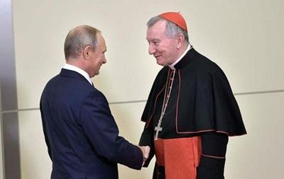 Ватикан напомнил Путину о мире в Украине