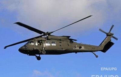 Возле Йемена разбился военный вертолет США