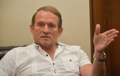 Медведчук: Внешняя и внутренняя политика решается за пределами Украины