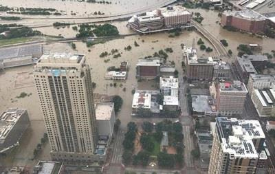 Ураган Гарві. У Луїзіані ввели надзвичайний стан