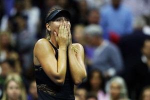 Шарапова перемогла Халеп на старті US Open