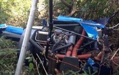На Прикарпатті впав вертоліт, є загиблий
