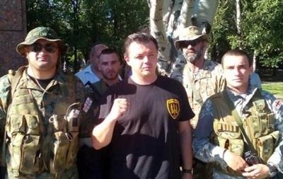 Семенченко анонсировал новый этап блокады Донбасса
