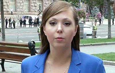 СБУ: Російську журналістку видворяють з України