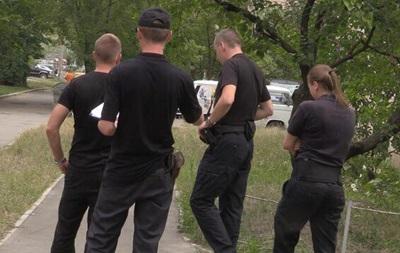 В Киеве со стрельбой похитили сумку с деньгами