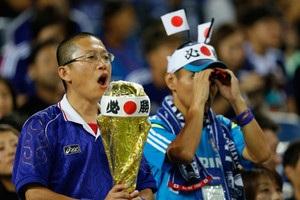 Япония стала третьей сборной, гарантировавшей себе выход на ЧМ-2018