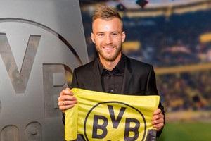 Ярмоленко - другий найдорожчий трансфер Бундесліги нинішнього літа