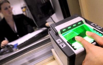 Київ хоче біометричний контроль для іноземців