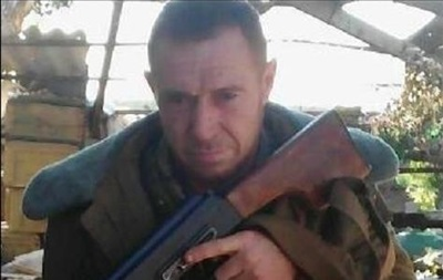 В зоне АТО погиб доброволец из Николаевщины