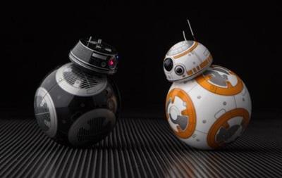 У нових Зоряних війнах з явиться злий робот