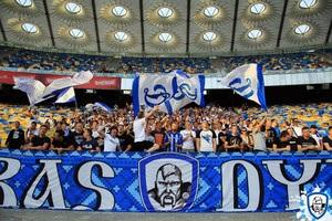 Динамо зіграє без глядачів з Партизаном в Лізі Європи