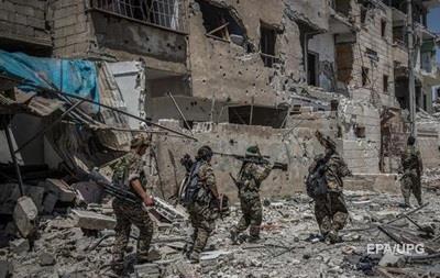 Курды освободили от ИГ старую часть Ракки