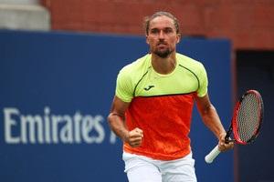 Долгополов уверенно прошел в четвертый круг US Open