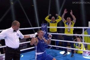 Украинец Хижняк – чемпион мира по боксу
