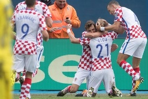 Віда приніс Хорватії перемогу над Косово в перенесеному матчі