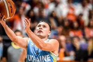 Украина одержала первую победу на Евробаскете-2017