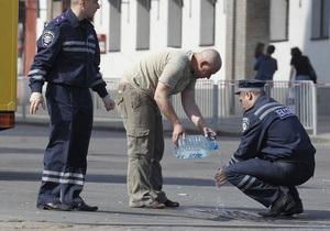 Генпрокурор: Дело о взрывах в Днепропетровске раскрыто