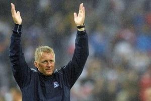 Главный тренер Исландии: Наша судьба находится в наших руках