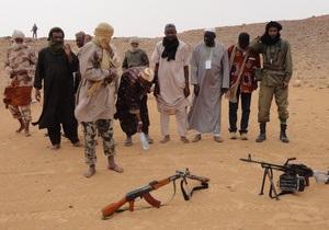В Мали прибывают войска из Франции для борьбы с исламистами