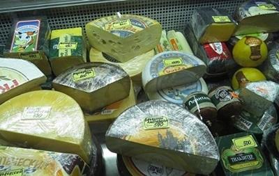 У Криму знищили чергову партію санкційних продуктів