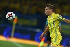 Захисник збірної України вважає, що на гру вплинула суддівська помилка
