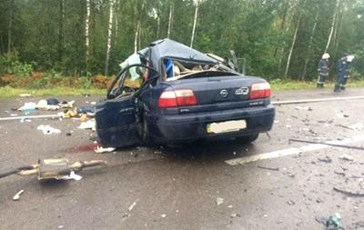 На Ровенщине столкнулись грузовик и легковушка: пятеро погибших