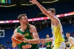 Гравця збірної Литви обікрали в готелі після матчу з Україною