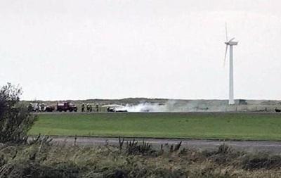 У Британії розбився приватний літак, є жертви