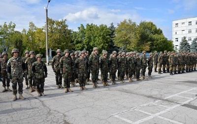 Військові Молдови прибули на навчання Rapid Trident