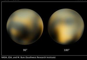 Плутон может вернуть себе статус планеты