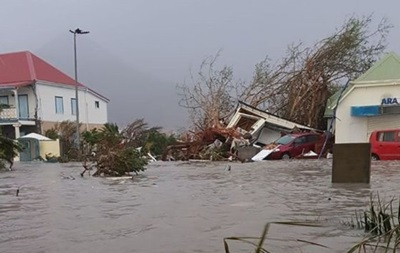 Ураган Ирма уничтожил остров Барбуда