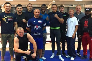 Спаринг-партнер Усика: Українець відмінно підготувався до бою з Хуком