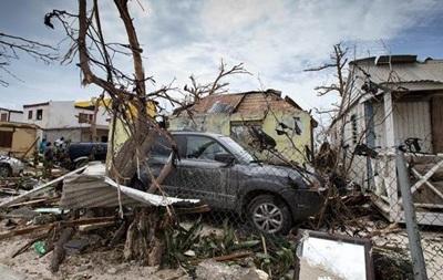 Франція оцінила збиток від урагану Ірма