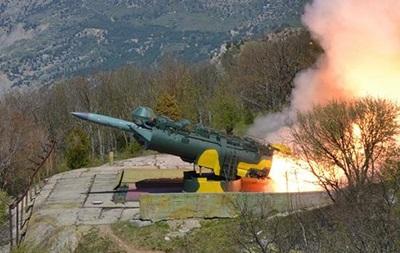 Российские военные сбили свои ракеты в Крыму