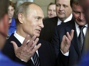 Путин подарил свои швейцарские часы слесарю четвертого разряда