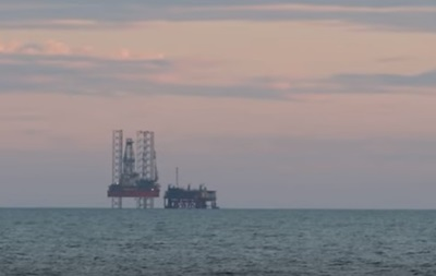 РФ продовжує добувати газ на шельфі України