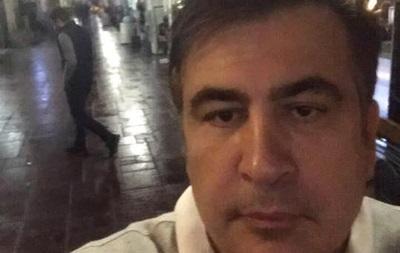 Саакашвили винит Авакова за внесение в Миротворец