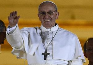 УГКЦ - Новый Папа Римский - Франциск - Бывший глава УГКЦ: Новый Папа Римский может приехать в Украину