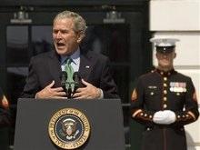Буш сократит контингент в Ираке, но увеличит войска в Афганистане