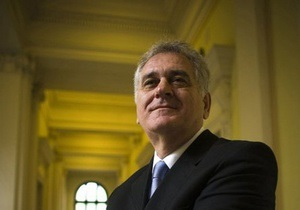 Президент Сербии Николич: В Сребренице не было геноцида