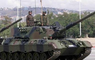Германия заморозила поставку оружия Анкаре