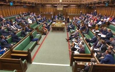 Парламент Британии поддержал отказ от законов ЕС